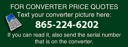 Text converter to Davis Recycling